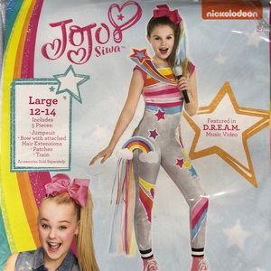 Nickelodeon Jo Jo Siwa Kids Costume! New!